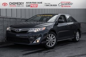 2014 Toyota Camry XLE CUIR TOIT NAV MAGS AUTOMATIQUE