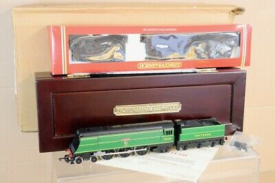 HORNBY R320 SOUTHERN SR 4-6-2 WEST COUNTRY CLASS LOCO 21C101 EXETER LTD ED nw