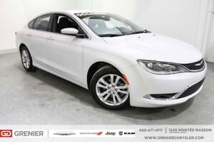 2015 Chrysler 200 LIMITED+ÉCRAN 8.4''+14 000KM!! LIMITED+ÉCRAN 8