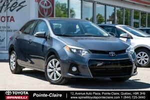 2014 Toyota Corolla SPORT POWER GROUP, HEATED SEATS