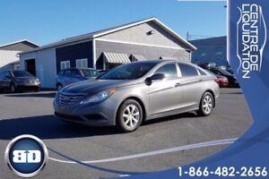 2011 Hyundai Sonata GLS A/C CRUISE BLUETOOTH SIÈGES CHAUFFANTS