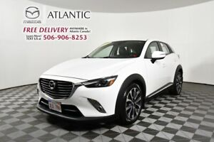 2016 Mazda CX-3 GT AWD Alloys Back Up Cam Leather Sunroof