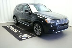 2016 BMW X3 28i,Navigation,Toit Pano,4 pneu neuf