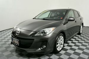 2012 Mazda Mazda3 Sport GT. Leather. Premium sound system. Leath