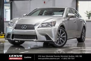 2015 Lexus GS 350 F SPORT II AWD; GPS TOIT AUDIO FULLY LOADED SP