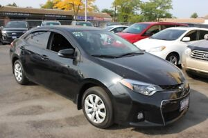 2015 Toyota Corolla S Leather Heated Seats Backup Cam