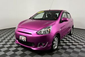 2014 Mitsubishi Mirage $36 WEEKLY | Heated Seats | Alloy Wheels