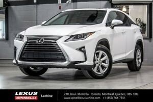 2016 Lexus RX 350 CUIR TOIT CAMERA ANGLES MORTS LOW MILEAGE - RE