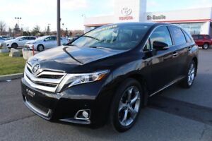 2016 Toyota Venza LIMITED AWD V6 CUIR TOIT SIEGES CHAUFFANTS PEA