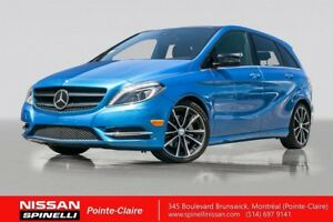 2013 Mercedes-Benz B-Class B 250 Sports Tourer DRIVER'S ASSIST /