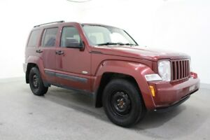2008 Jeep Liberty Sport /4X4 /3.7L 2 KIT DE PNEU!! MAG