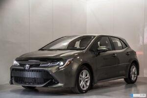 2019 Toyota Corolla Hatchback SE 1675$ D'ACCESSOIRES