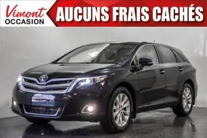 2013 Toyota Venza 2013+AWD+TOURING+CUIR+TOIT PANORAMIQUE ONE OWN