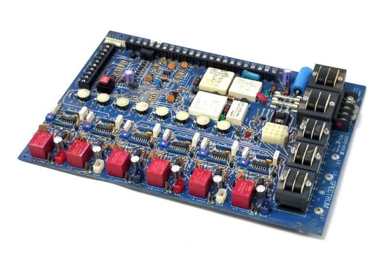 Emerson Spectrum 2200-4000 Main Control Board Rev. J