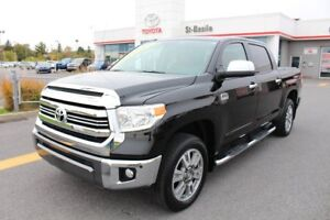 2017 Toyota Tundra ÉDITION 1794 CUIR TOIT SIEGES CHAUFFANTS +++