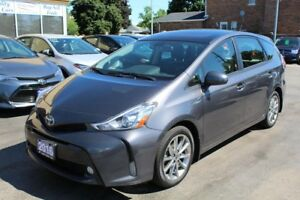 2016 Toyota Prius v Touring Panorama Roof Leather Navi