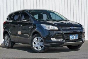 2016 Ford Kuga TF MY16 Ambiente AWD Black 6 Speed Sports Automatic Wagon
