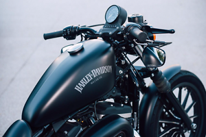 Iron 883 2015 Harley Davidson Sportster East Cannington Canning Area Preview