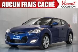 2013 Hyundai Veloster 2013+A/C+GR ELEC+CAMERA RECUL+SIEGES CHAUF