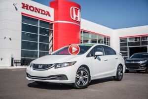 2015 Honda Civic LX BERLINE