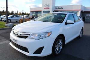 2013 Toyota Camry LE BLUETOOTH CAMÉRA RECUL SIÈGES CHAUFFANTS