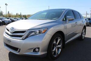 2016 Toyota Venza Limited V6 AWD CUIR-TOIT-GPS