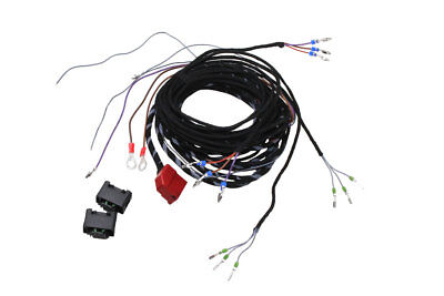 Original Kufatec Alwr Cable Loom for Xenon Headlight for Audi Tt 8N