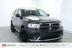 2015 Dodge Durango LIMITED+NAV+7 PASSAGERS+AWD LIMITED+NAV+7 PAS