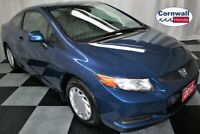 2012 Honda Civic Coupe One Owner, Clean CarFax, Manual