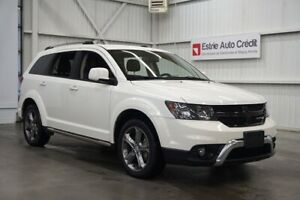 2017 Dodge Journey Crossroad AWD 7 Places (cuir)