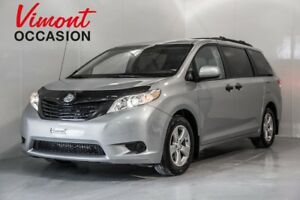 2014 Toyota Sienna 2014+CE+A/C+GR ELEC COMPLET+7 PASSAGERS NO AC