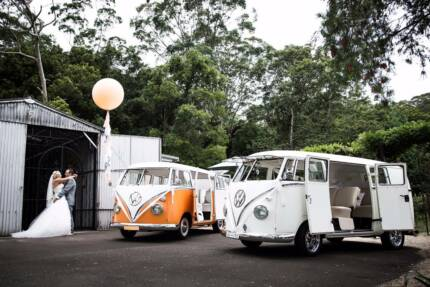 Wedding Cars Kombi Event Hire Gosford Gosford Area Preview