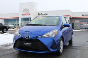 2018 Toyota Yaris Hatchback LE BLUETOOTH CAMERA DE RECUL SIEGES