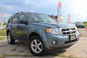 2012 Ford Escape XLT Clean Caproof - Leather - Bluetooth - Sunro