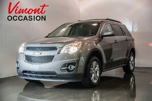 2011 Chevrolet Equinox LT2 CUIR MAGS CAMERA DE RECUL NO ACCIDENT