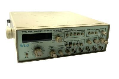 Protek B-810 Sweep Function Generator 10 Mhz