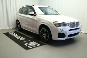 2016 BMW X3 28i, Msport,Navigation,Toit pano,Harman/Kardon