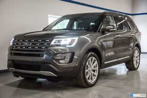 2017 Ford Explorer LIMITED/AWD/NAV Limited