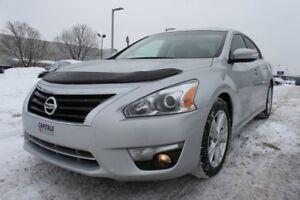 2013 Nissan Altima 2.5*SL*GPS*TOIT*CUIR*MAG*BANCS CHAUFFANTS