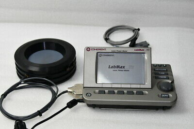 Coherent Laser Power Meter Labmax To 1104619 Pm1kx-100 Sensorcable