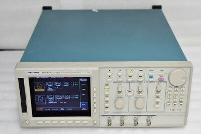 Tektronix Awg420 Arbitrary Wavefrom Generator 2 Channels 200mss