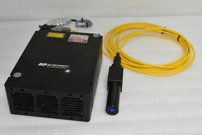 Eo Technics Ef Pulse Fiber Laser Ef10p-qcf Tested 1