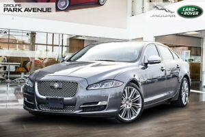 2016 Jaguar XJ XJL Portfolio | IN CONTROL PROTECT + PARK ASSIST