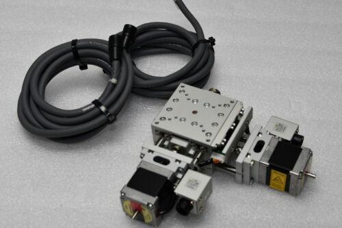 KOHZU Tilting Motorized Goniometer Stage, Model SA07A-RS-1S,  70X70X26 - XY