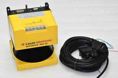 LEUZE ELECTRONIC ROTOSCAN RS4-4E Safety Laser Scanner  Free FedEx, DHL or EMS