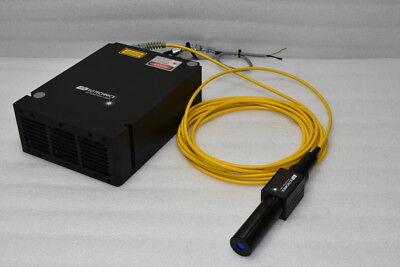Eo Technics Ef Pulse Fiber Laser Ef10p-qcf Tested 2