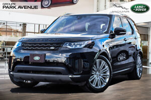 2017 Land Rover Discovery FIRST EDITION | NAV + TOIT PANO