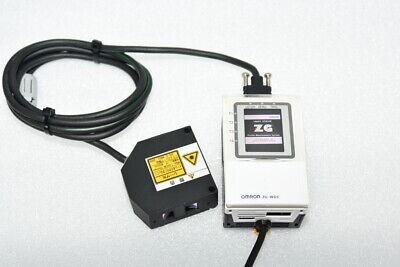 Omron Zg-wdc11  Zg-wds3 Smart Laser Sensor Displacement Sensor