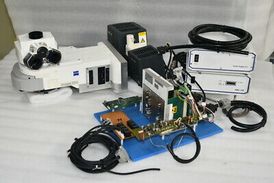 Zeiss Microscope Axio Imager.z1m Power Supply 231 Hbo 100