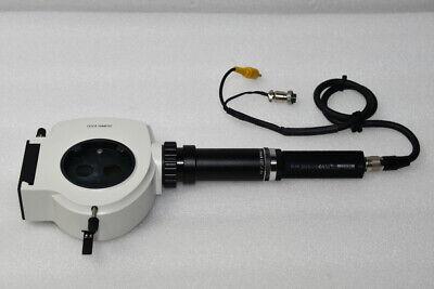 Leica Microscope 10446197 Videophototube 10446307 0.8x Lenssony Xc-555 Camera